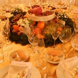 SAN CARLO Cena di Natale PINACOTECA DI BRERA