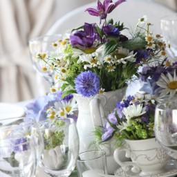 Allestimento floreale per eventi