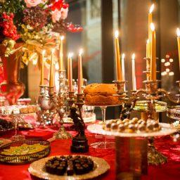 Christmas Party Vanity Fair 2018