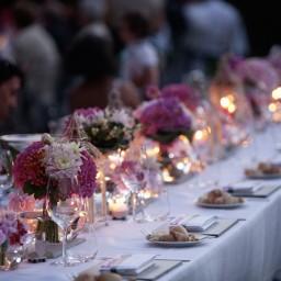COLORE E FANTASIA per un matrimonio in Villa