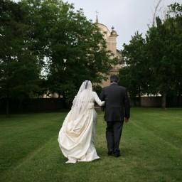 Grazioso matrimonio al Castello