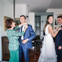 MATRIMONIO IN UNA BELLA CASA DI CAMPAGNA