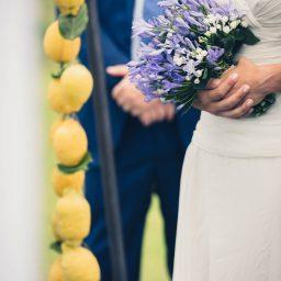 Un matrimonio dal sapore ligure